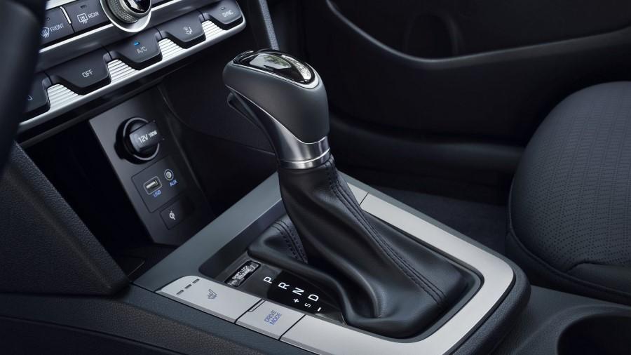2021 Hyundai Elantra New Interior Features