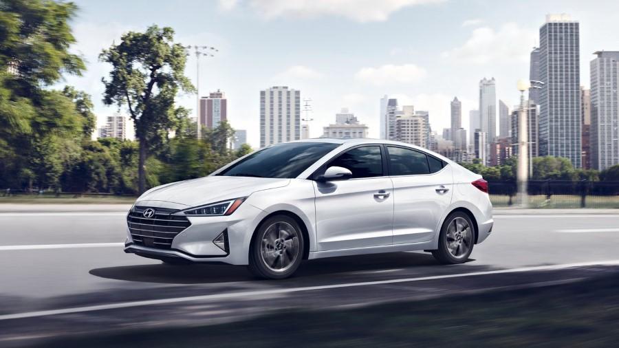 2021 Hyundai Elantra Release Date & Price