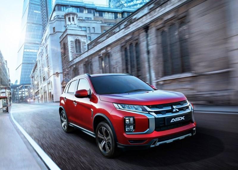 2021 Mitsubishi Outlander aka ASX Pricing and Lease Deals