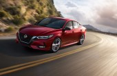 2021 Nissan Sentra Nismo Red Color With V-Shape Grille