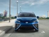 2021 Toyota Mirai Exterior Front Angel Redesign