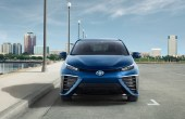 2021 Toyota Mirai Exterior Front Angel Redesign