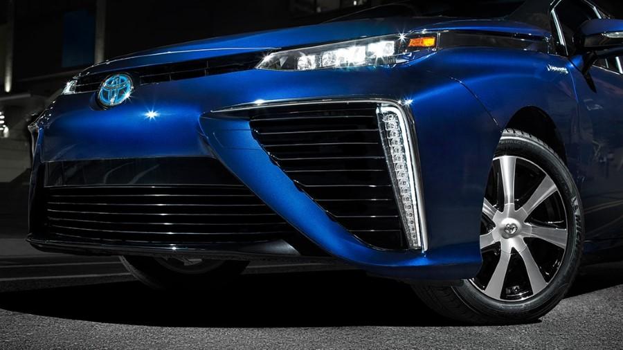 2021 Toyota Mirai New LED Headlight