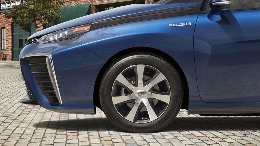 2021 Toyota Mirai Redesign