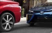 2021 Toyota Mirai Wheel Using Michelin Tires