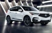 New Acura RDX Pictures