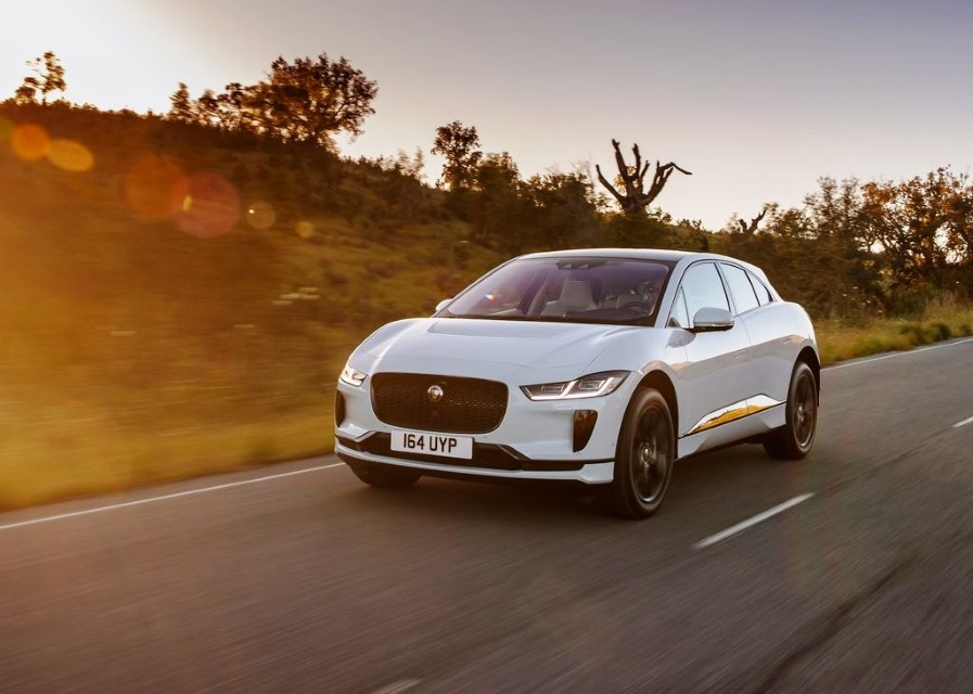 New jaguar i-Pace SUV Version