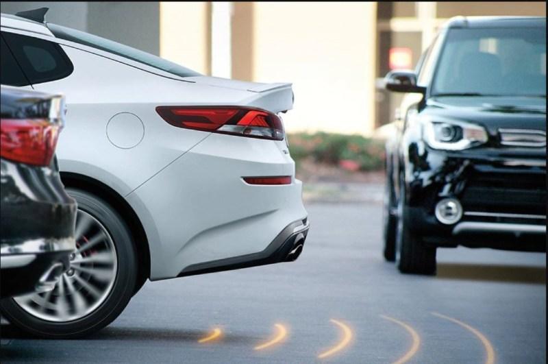 2021 Kia Optima Safety Features
