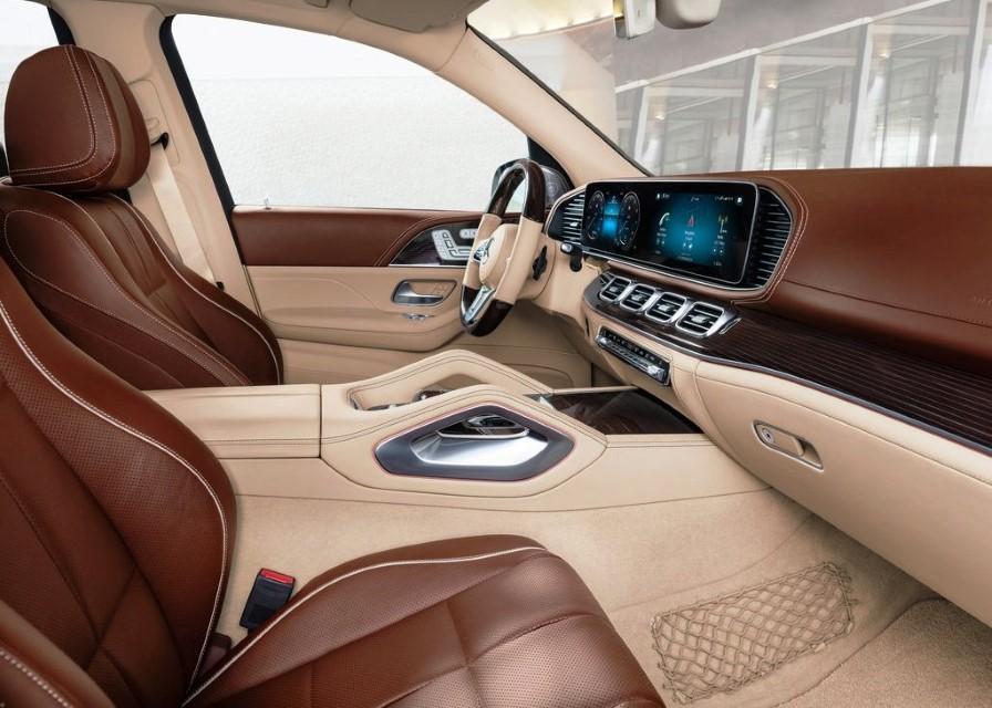 2021 Mercedes Maybach GLS 600 Price