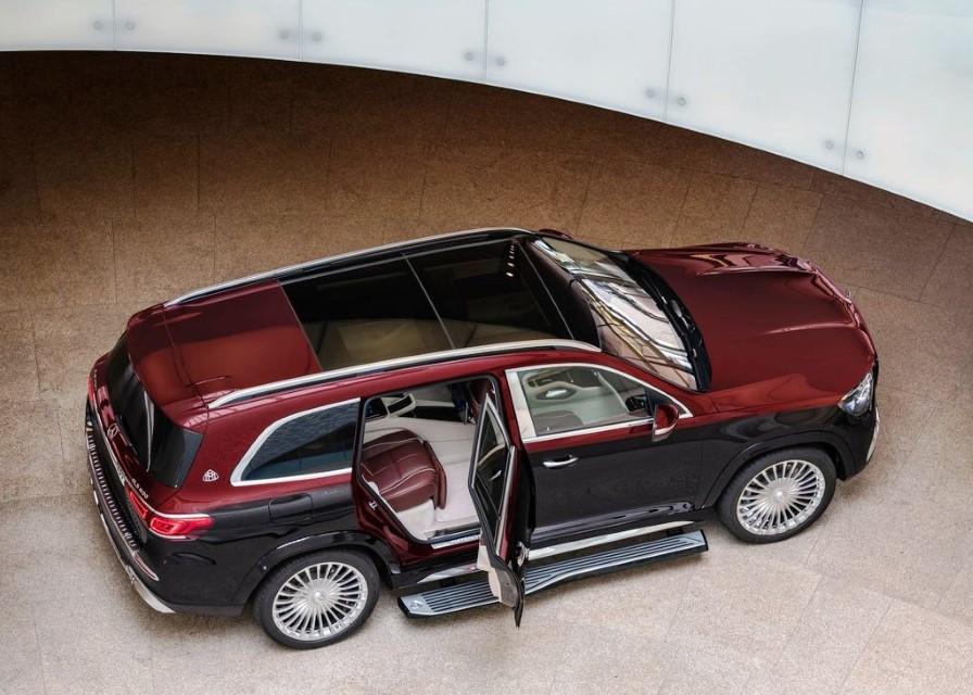 2021 Mercedes Maybach GLS 600 SUV
