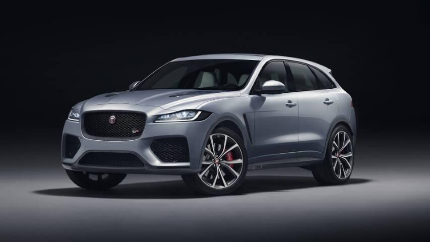 Jaguar J-Pace Pictures