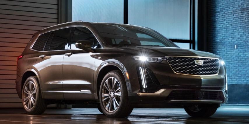2021 Cadillac XT7 Updates