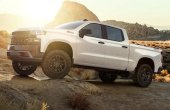 2021 Chevy Silverado Crew Cab Off-Road