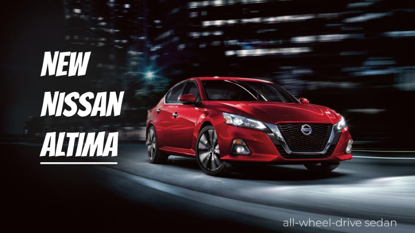 2021 Nissan Altima Release Date & Price