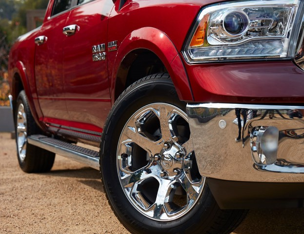 2021 RAM 1500 LARAMIE Quad Cab 4X4 Review