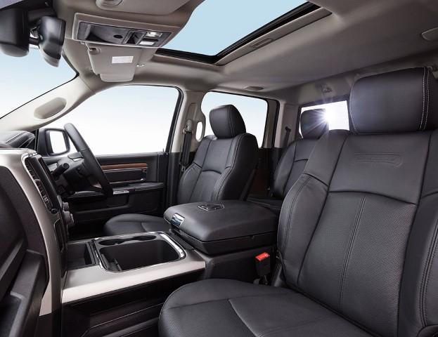 2021 RAM 1500 LARAMIE Quad Cab Interior Cabin