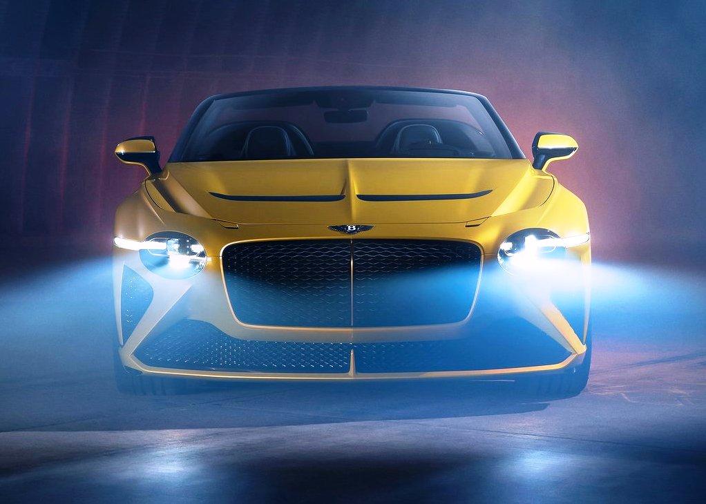 2022 Bentley Bacalar Availability