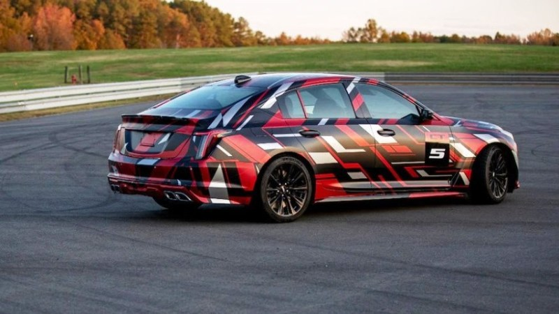 2022 cadillac ct4-v blackwing: specs, price, release date