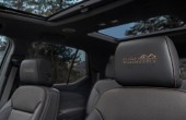 2022 Chevrolet Traverse Interior With Sunroof