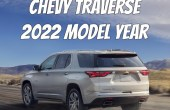 2022 Chevrolet Traverse Release Date & Price