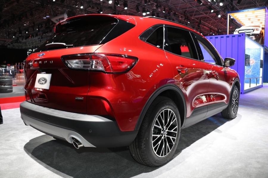 2022 Ford Escape Release Date & Price