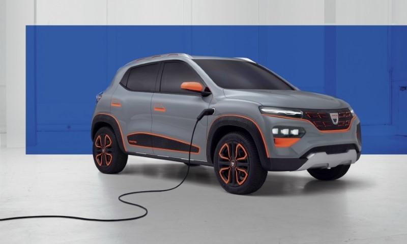 Dacia Urban City Car Price
