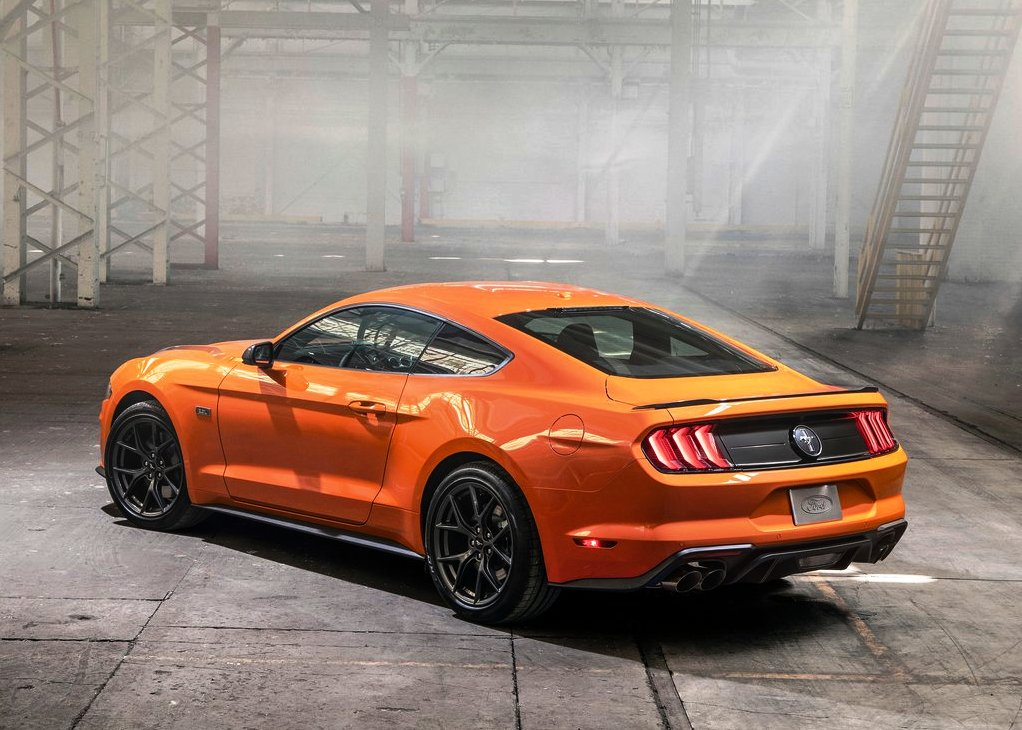 2022 Ford Mustang AWD Price