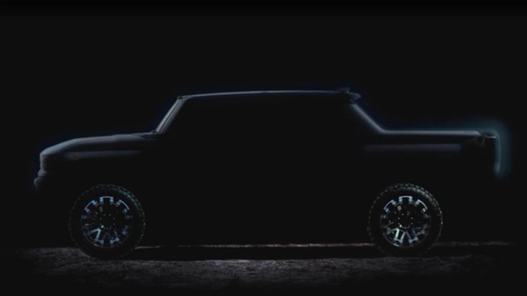 2022 GMC Hummer SUT EV