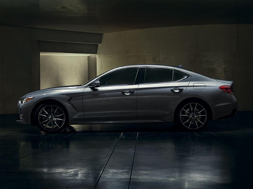 2022 Genesis G70 Sedan Premium