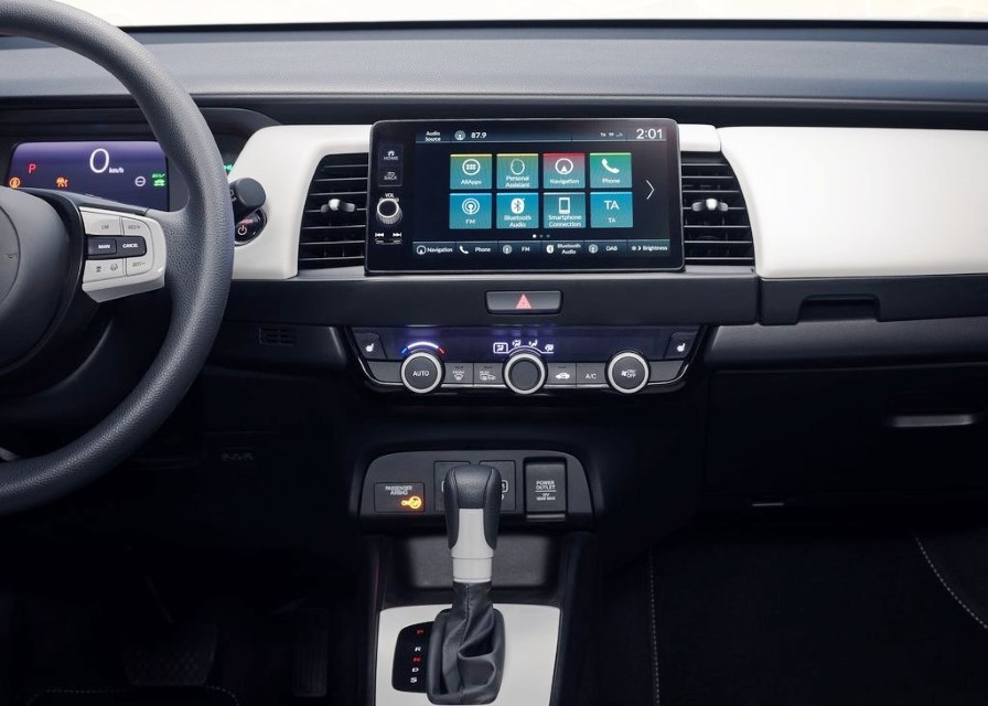 2022 Honda Fit New features