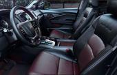 2022 Honda Pilot Interior Pictures