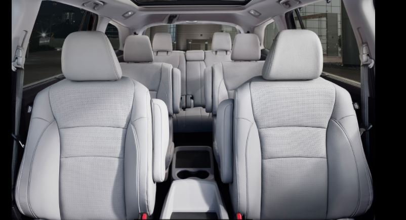 2022 Honda Pilot Seating Capacity