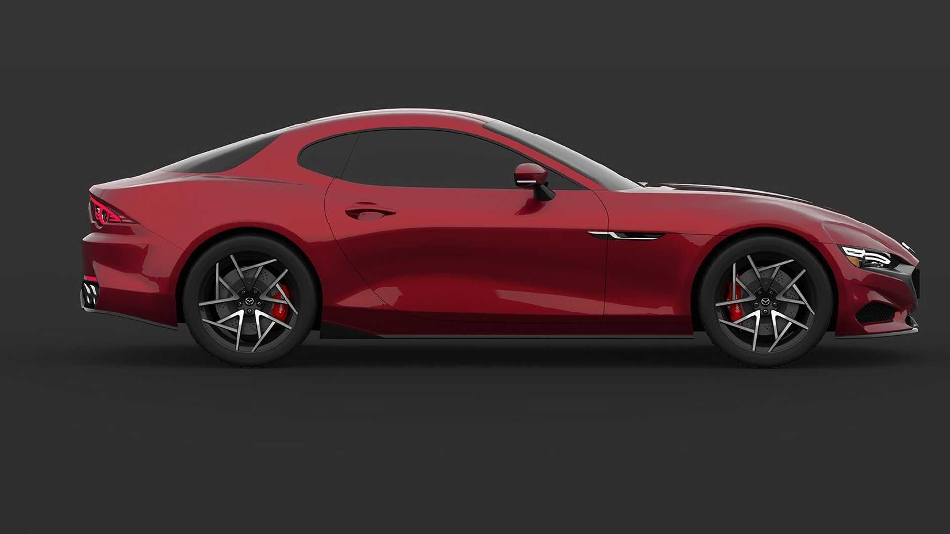2022 Mazda RX-7 Rendering