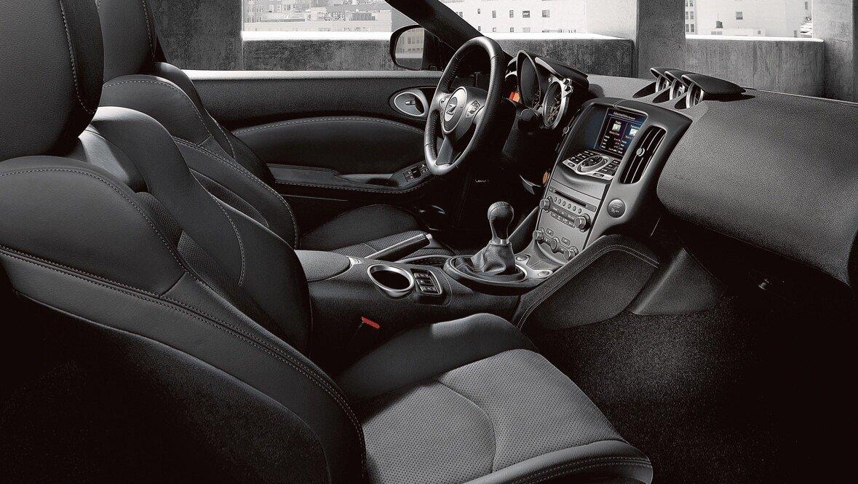 2022 Nissan 380z Interior