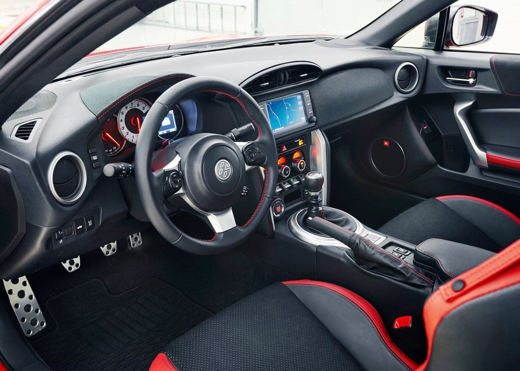 2022 Toyota GR86 Interior Photos