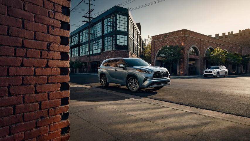 2022 Toyota Highlander Performance