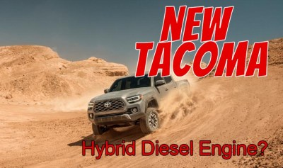 Read more about the article 2022 Toyota Tacoma Redesign, Release Date & Price