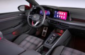 2022 VW Golf GTI Interior Pictures