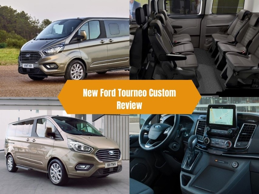 2021 Ford Tourneo Custon Minibus Review