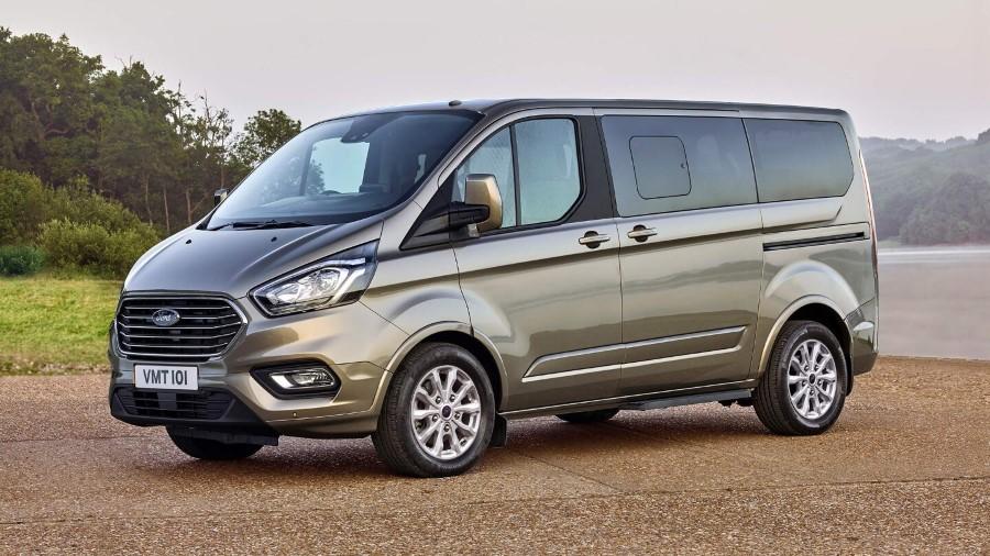 New Ford Tourneo Custom Dimensions