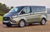 New Ford Tourneo Custom Dimensions