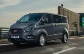 New Ford Tourneo Custom Titanium Review