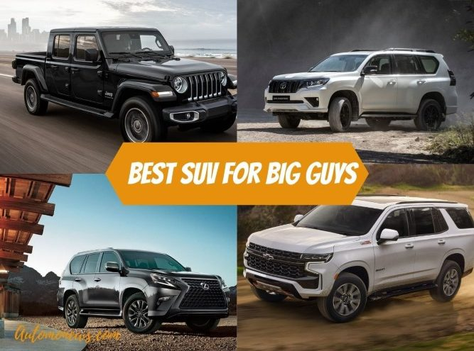 Best SUV for Big Guys Pictures
