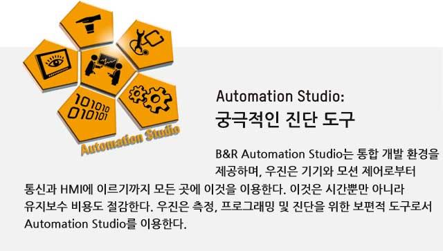 Automation Studio: 궁극적인 진단 도구