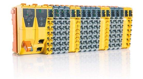 B&R의 모듈형 X20 시스템은 셀 수 없을 만큼 많은 옵션과 변형을 갖는 계열 생산된 기계의 제작을 용이하게 한다.