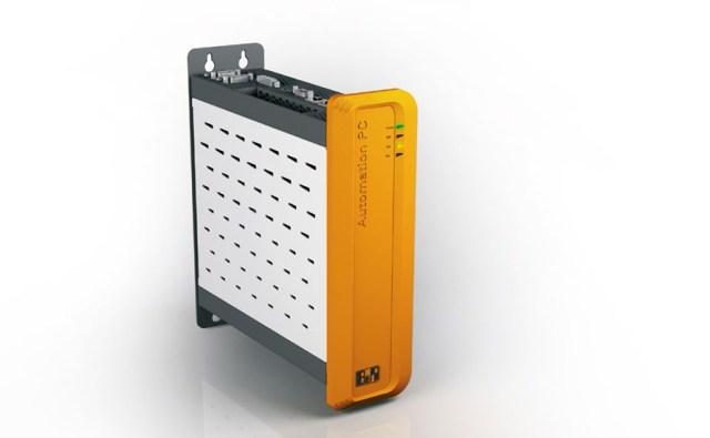 완전히 갖춰진 에너지 모니터링 시스템을 구성하기 위해 추가로 필요한 것은 사용할 준비가 갖춰진 APROL EnMon 솔루션은 실행하고 있는 Automation PC 910 한 대뿐이다.