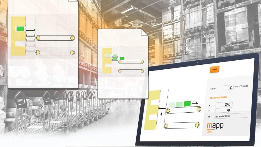 """""""페이퍼 (Paper)""""라 불리는 이 새로운 위젯은 사용자로 하여금 실시간 프로세스 데이터를 사용하여 SVG 이미지를 보여주고 동영상화할 수 있도록 한다."""