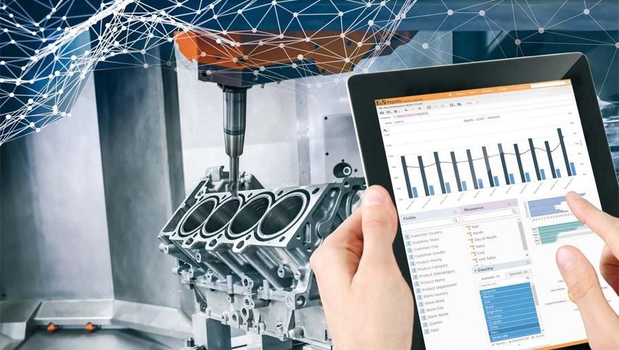 현대 산업용 사물 인터넷(IIoT) 솔루션은 플랜트와 기계의 효율을 극적으로 개선할 수 있다.