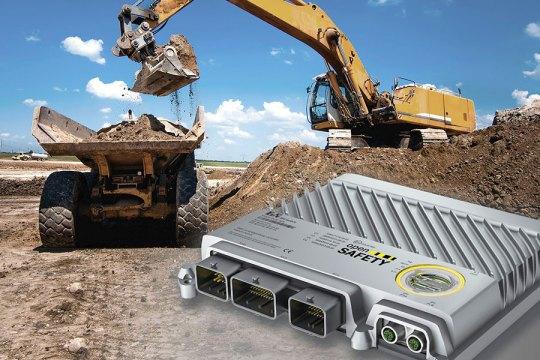 B&R의 안전 모바일 장비