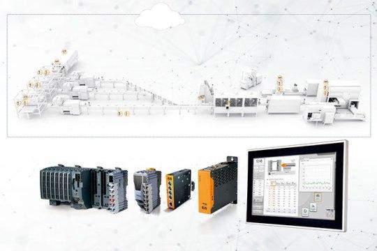 B&R은 개방형 실시간(real-time) 통신, TSN을 통한 OPC UA (OPC UA over TSN) 프로토콜을 적용한 종합 통신 포트폴리오를 출시한 최초의 제조업체 중 하나이다.